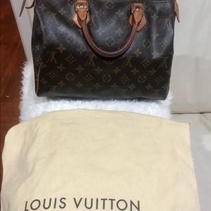 Louis Vuitton Used Speedy 30